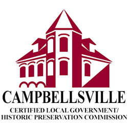 Campbellsville Downtown Logo