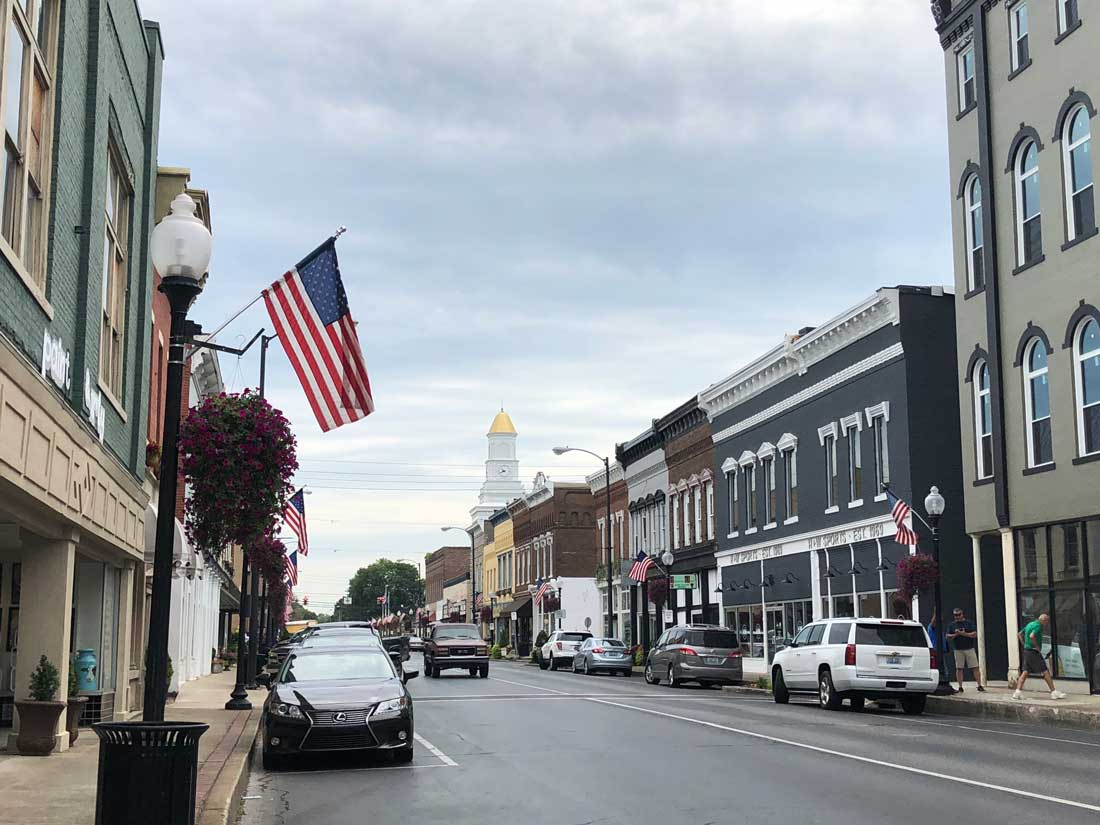 Campbellsville Downtown